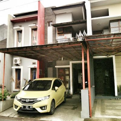 Rumah 2Lantai Murah Cluster Di Antapani Kota Bandung