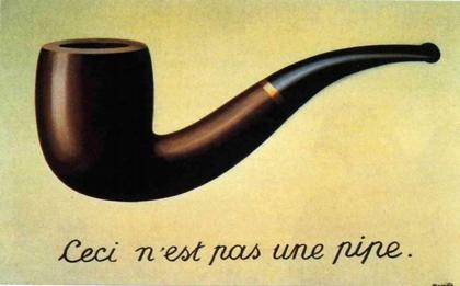 Αυτό δεν είναι μια πίπα ... αλλά ούτε και επανάσταση. Το λέει ο Magritte, ένας αληθινός μαρξιστής και επαναστάτης.