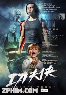 Công Phu Hiệp - Kung Fu Man (2012) Poster