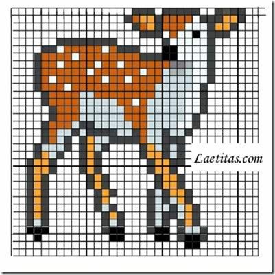 punto de cruz animales mamiferos  (6)