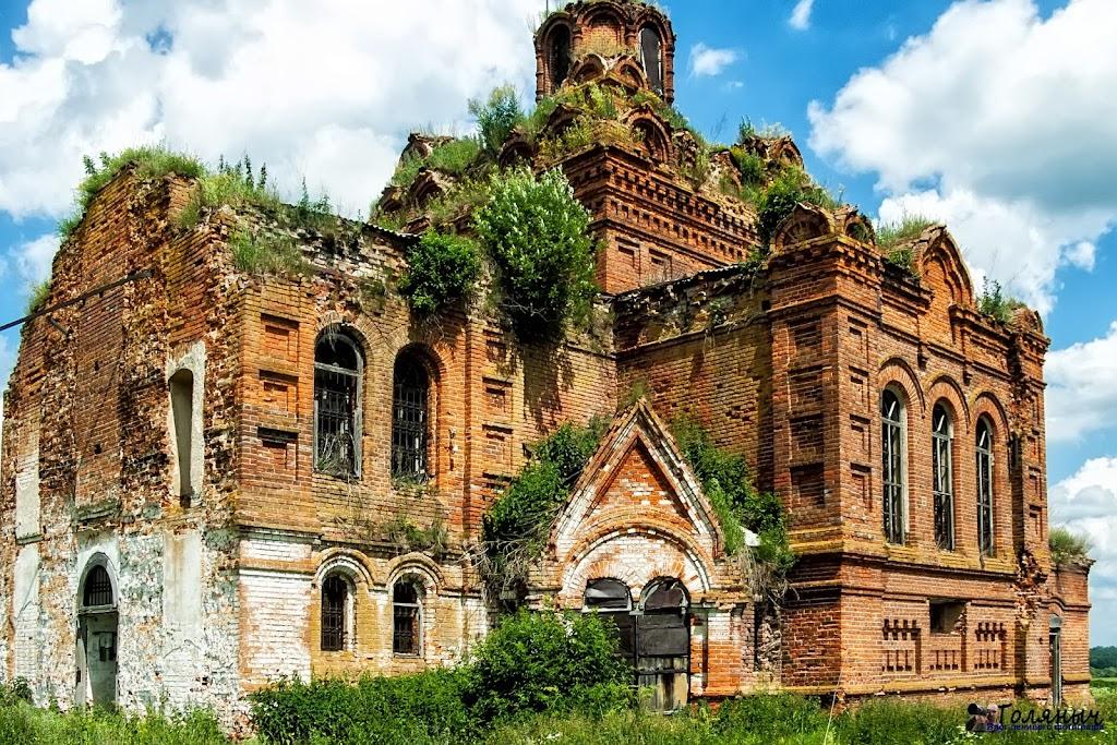 Церковь Рождества Пресвятой Богородицы в Жеремино