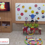 Circle Day Celebration by Play Group Section (2018-19), Witty World, Goregaon East