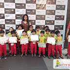 A Field trip to Super Market by Jr KG Section at Witty World, Bangur Nagar (2018-19)