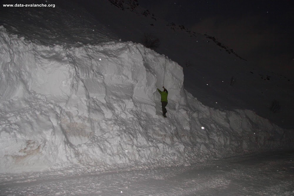 Avalanche Vanoise, secteur Val Thorens, Montaulever RD 117 - Photo 1
