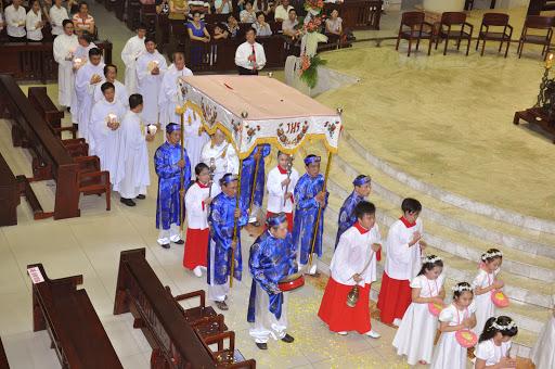 Thánh Lễ Tiệc Ly Thứ Năm Tuần Thánh