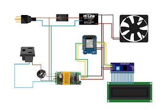 Kiểm soát năng lượng nhà thông minh - PZEM004T-master