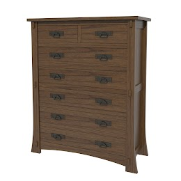 Seville Vertical Dresser