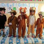 Rhyme Enactment - Five Little Monkey (Nursery) 17-9-2015