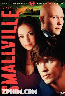 Thị Trấn Smallville 3 - Smallville Season 3 (2003) Poster