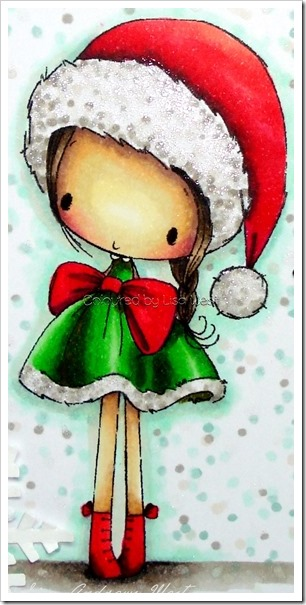 A Little Christmas Girl (4)