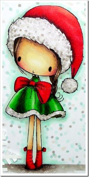 A Little Christmas Girl (4)