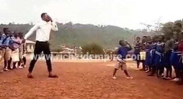 "Ver Sad; Little boy in ""Omo Ada"" dance video dies after suffering internal bleeding"