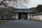 城門の種類:長屋門 (二条城 桃山門)