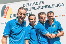 J/70 Bundesliga- Travemunde winners
