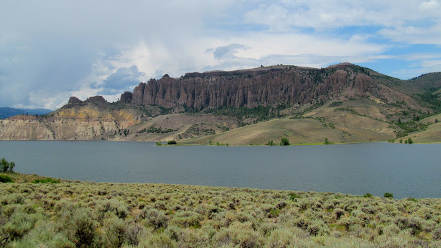 Dillon Pinnacles at Blue Mesa Reservoir