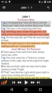 Bible - Word of Promise®- screenshot thumbnail