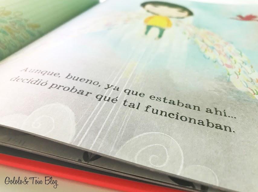 Album ilustrado sobre diferencias, editorial SM