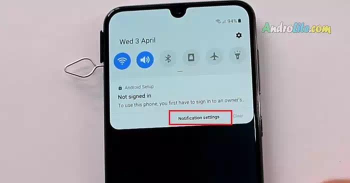 5 Cara Bypass Frp Samsung A20 A20s Lupa Akun Google Androlite Com