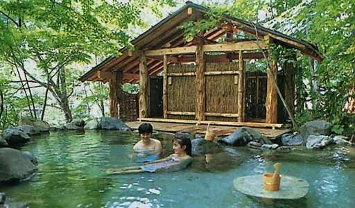 Baños Termales Japon:MUNDO JAPON: El baño japones y los onsen