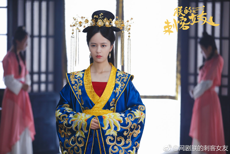 My Assassin Girlfriend HongKong Web Drama