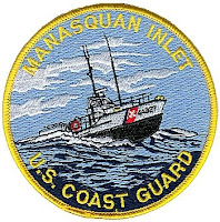 U.S. Coast Guard Station Manasquan Inlet Patch