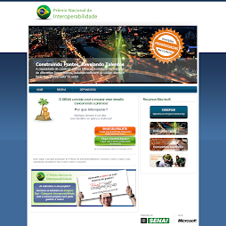 Projeto: 1º Prêmio de Interoperabilidade
