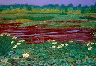 """Wetland's Bouquet"" by Artist Juliette Travous."