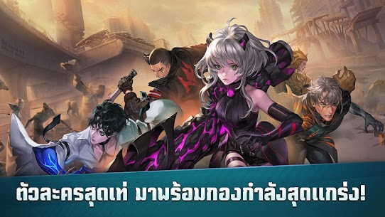 Heroes War: Counterattack Mod Apk Download For Android and Iphone 7