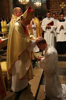 Święcenia diakonatu 2011