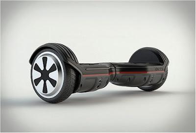 Oxboard, trasportatore a ruote parallele auto bilanciate