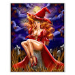 Red Hat Witch