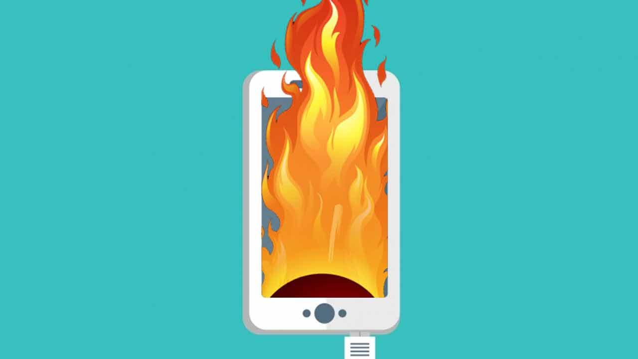 Penjelasan kenapa HP android cepat panas