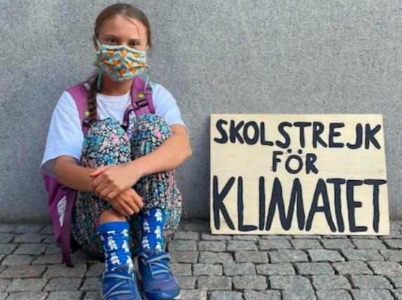 """Greta Thunberg, ABG yang berani """"Memarahi"""" Para Pemimpin Dunia Soal Perubahan Iklim"""