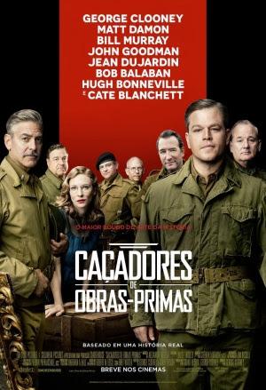 Filme Poster Caçadores de Obras-Primas TS XviD & RMVB Dublado
