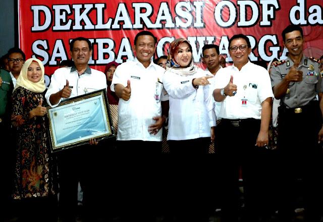 Setelah Deklarasi ODF, Bayat Kejar STBM