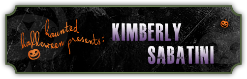 Haunted Halloween with Kimberly Sabatini and a Giveaway