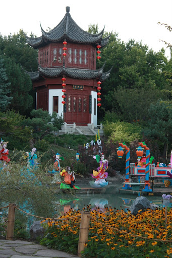 Montreal Botanical Garden. From Travel Writers' Secrets: Top Montreal Travel Tips