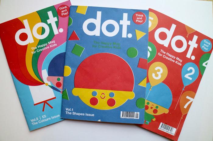 Dot magazine,