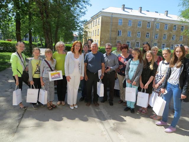 Läti õpetajate ja õpilaste kohtumine./ Делегация  учителей и  учеников - IMG_3398.JPG