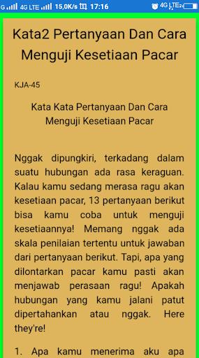 Download Kata2 Rayuan Gombal Mukiyo Bikin Baper Gebetan For Pc