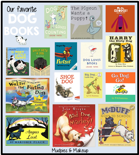 Dog Books Kindergarten