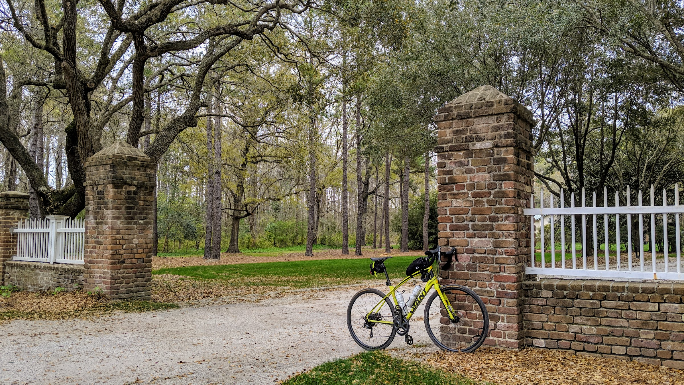 Mulberry Plantation gate
