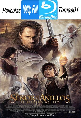 El Señor de los anillos 3: El retorno del rey (Extended) (2003) BRRipFull 1080p