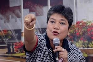 Gara-gara Menolak Disuntik Vaksin, Tjiptaning Kena Geser di Senayan