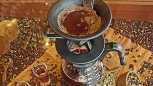 Wine Coffee , Sensasi Kopi Bercitarasa Anggur