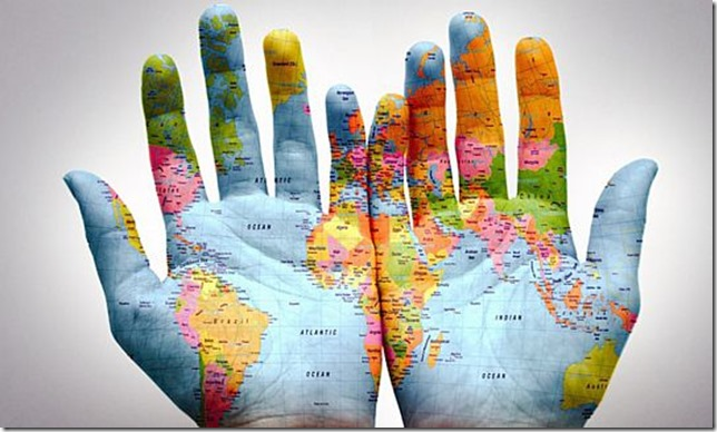 Fii tu schimbarea pe care vrei s-o vezi în lume!