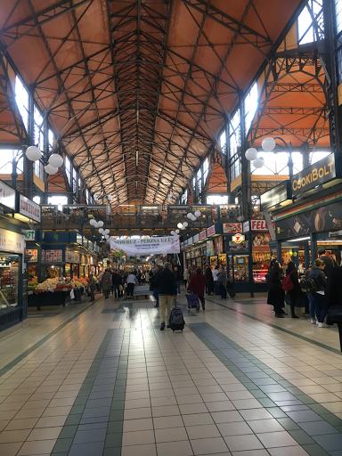 ハンガリー中央市場