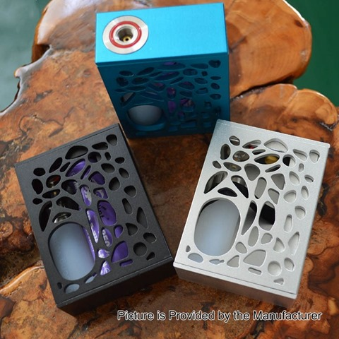 authentic-yiloong-geyscano-75w-vw-variable-wattage-squonk-box-mod-silver-aluminum-8ml-1-x-18650-dna75w-chip