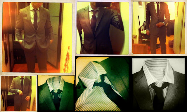 Indochino Essential Gray Suit Review