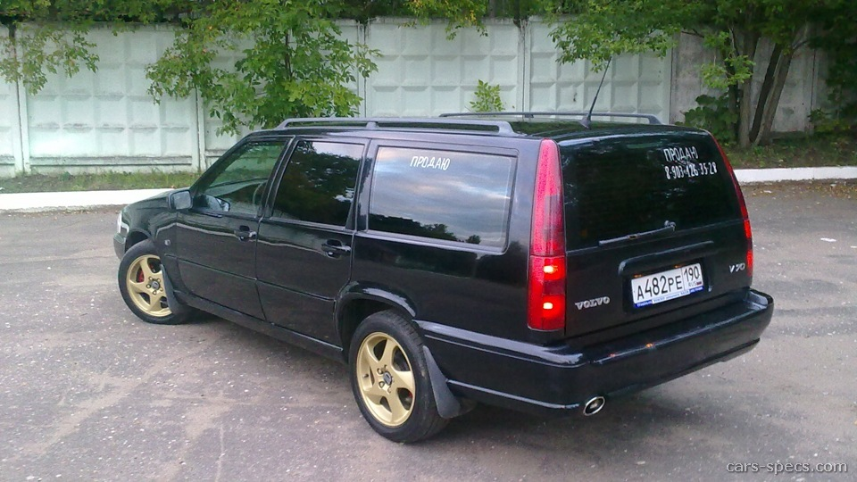 1999 Volvo V70 Wagon Specifications Pictures Prices